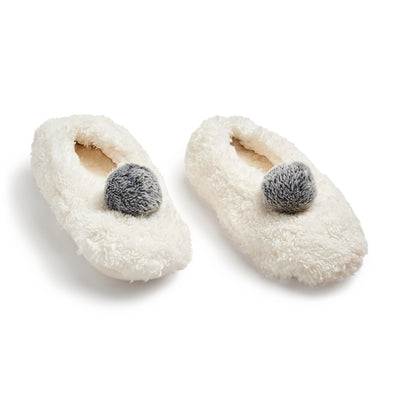 Women's Dreamy Babba with Pom - Fuzzy Babba