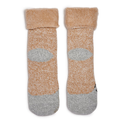 Women's Kitty Recliner Slipper Sock - Fuzzy Babba
