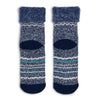 Women's Polar Bear Recliner Slipper Sock - Fuzzy Babba