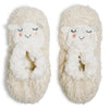 Women's Sheep Curly Yarn Soft Slipper - Fuzzy Babba