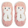 Women's Piggy Curly Yarn Soft Slipper - Fuzzy Babba