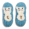 Women's Critter Curly Yarn Soft Slipper - Fuzzy Babba