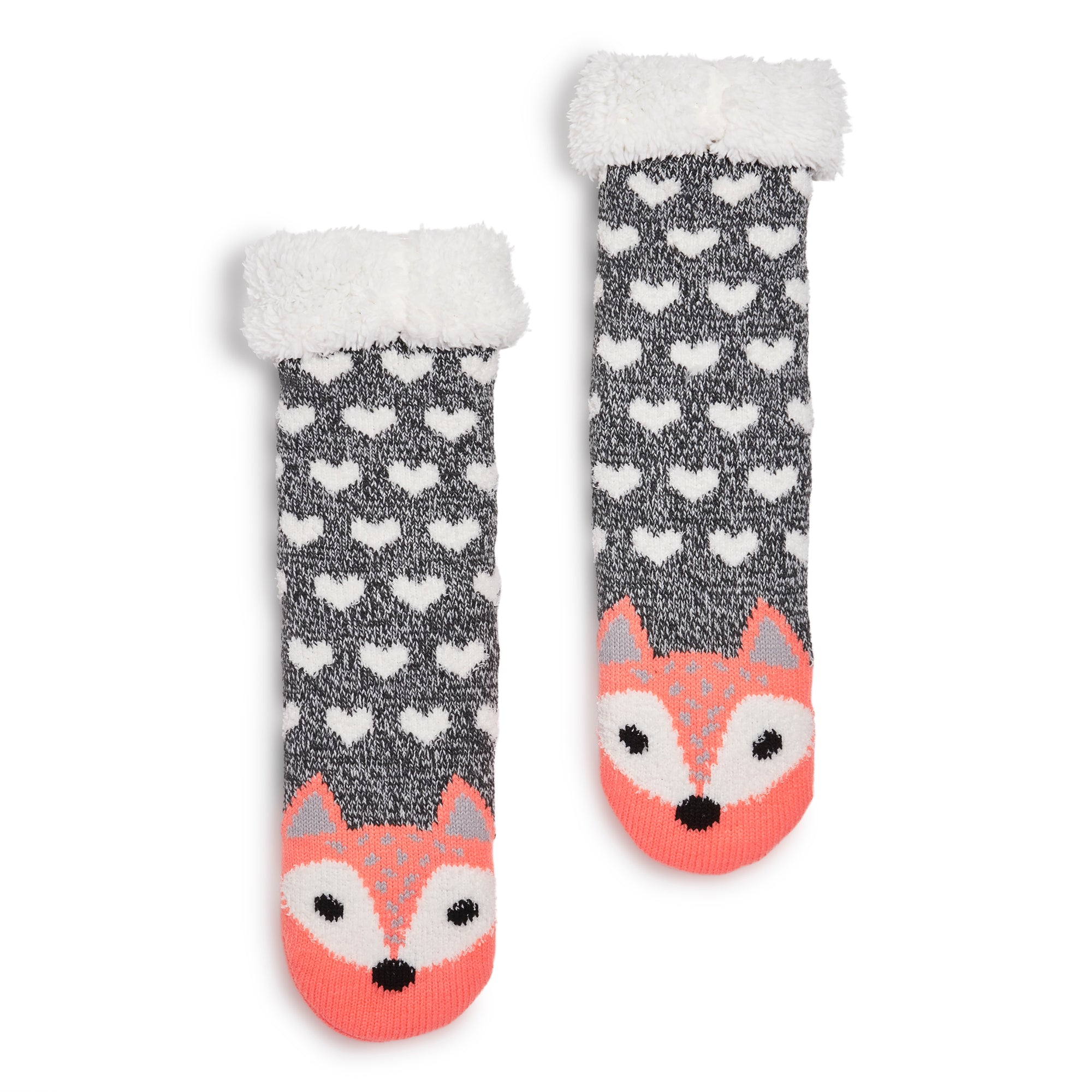Women's Fox Cozy Warmer - Fuzzy Babba