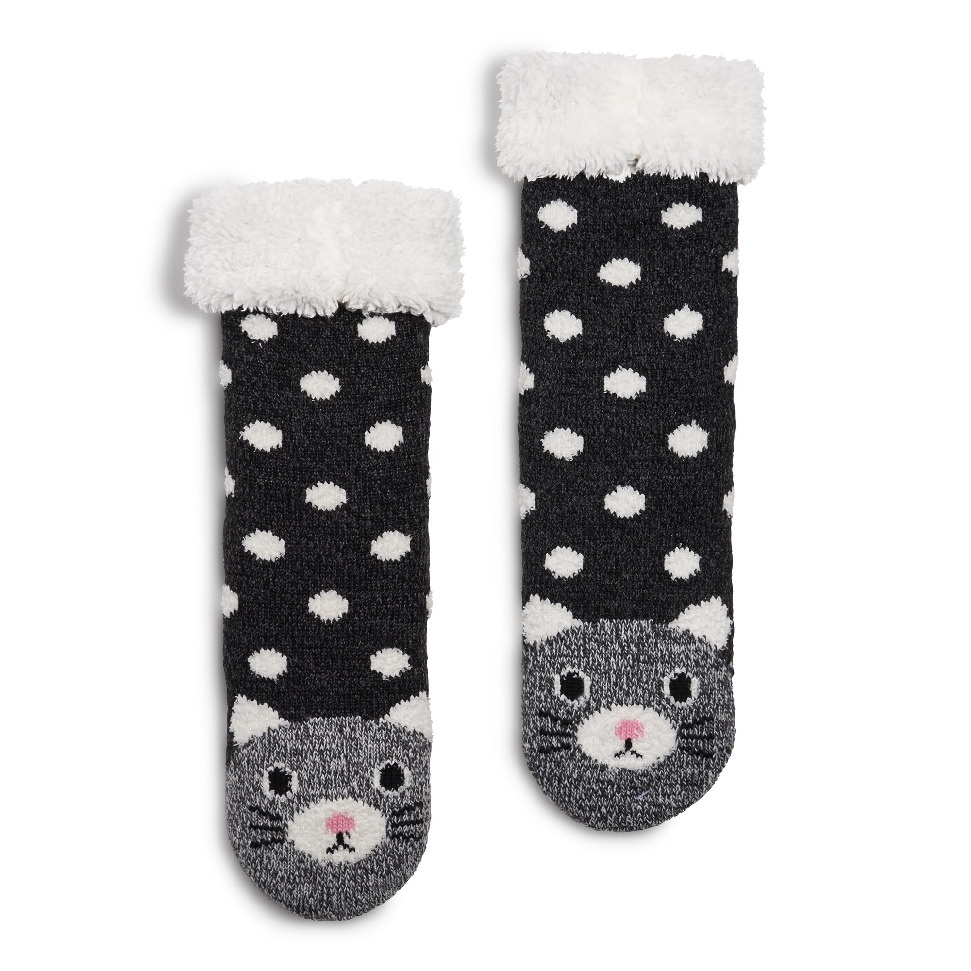 Women's Kitty Cozy Warmer - Fuzzy Babba