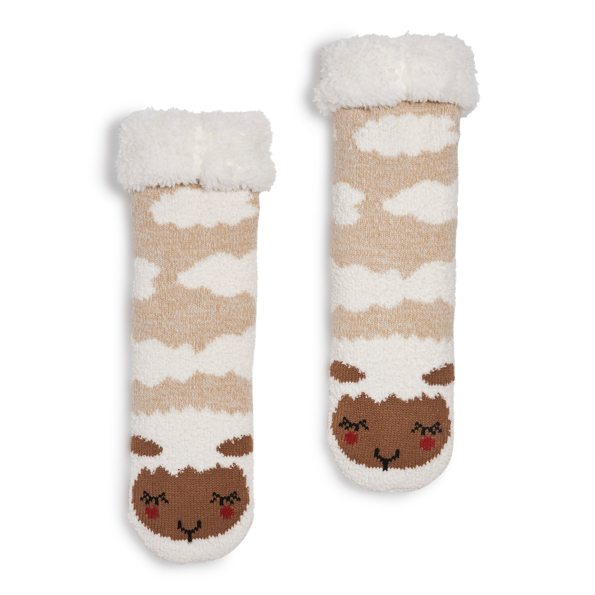Women's Sheep Cozy Warmer - Fuzzy Babba