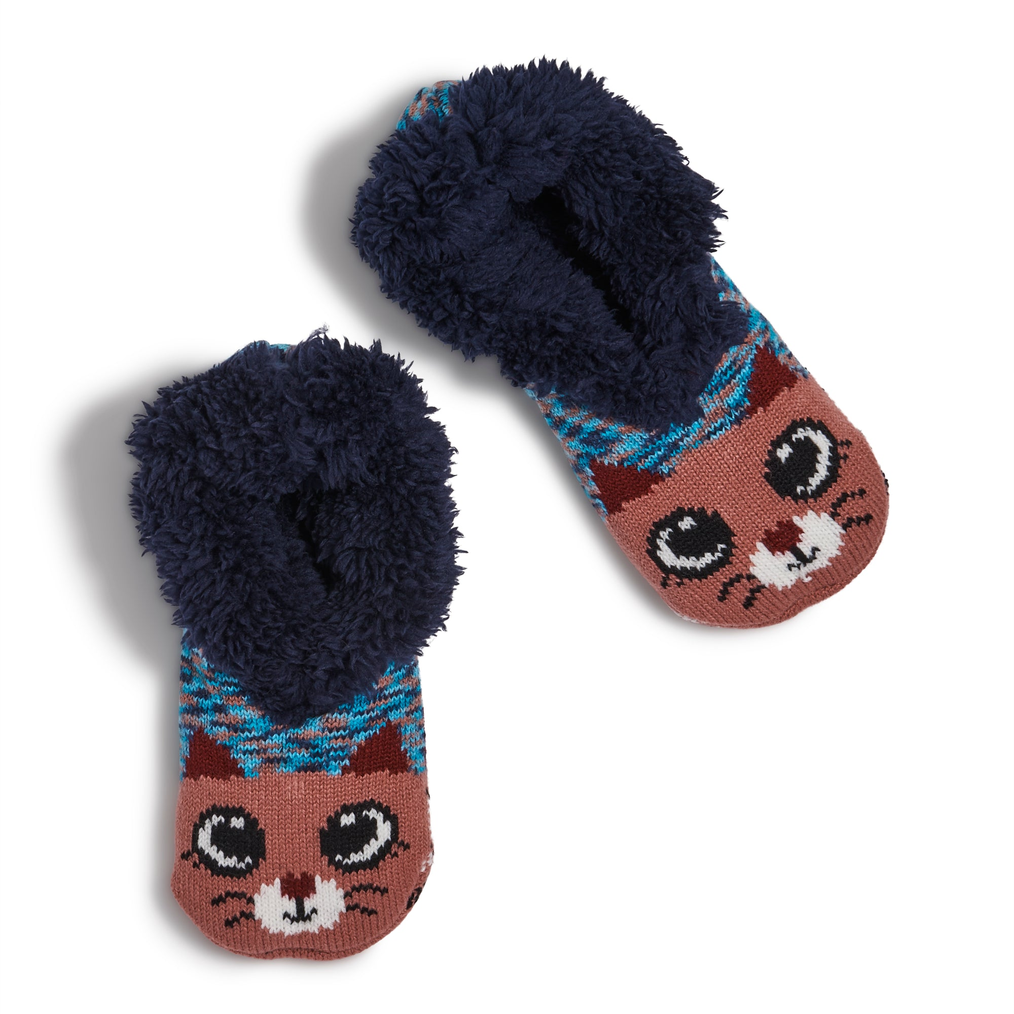 Women's Kitty Kritter Knitter™ Slipper Sock