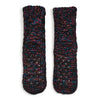 Women's Cable Knit Slipper Sock - Fuzzy Babba