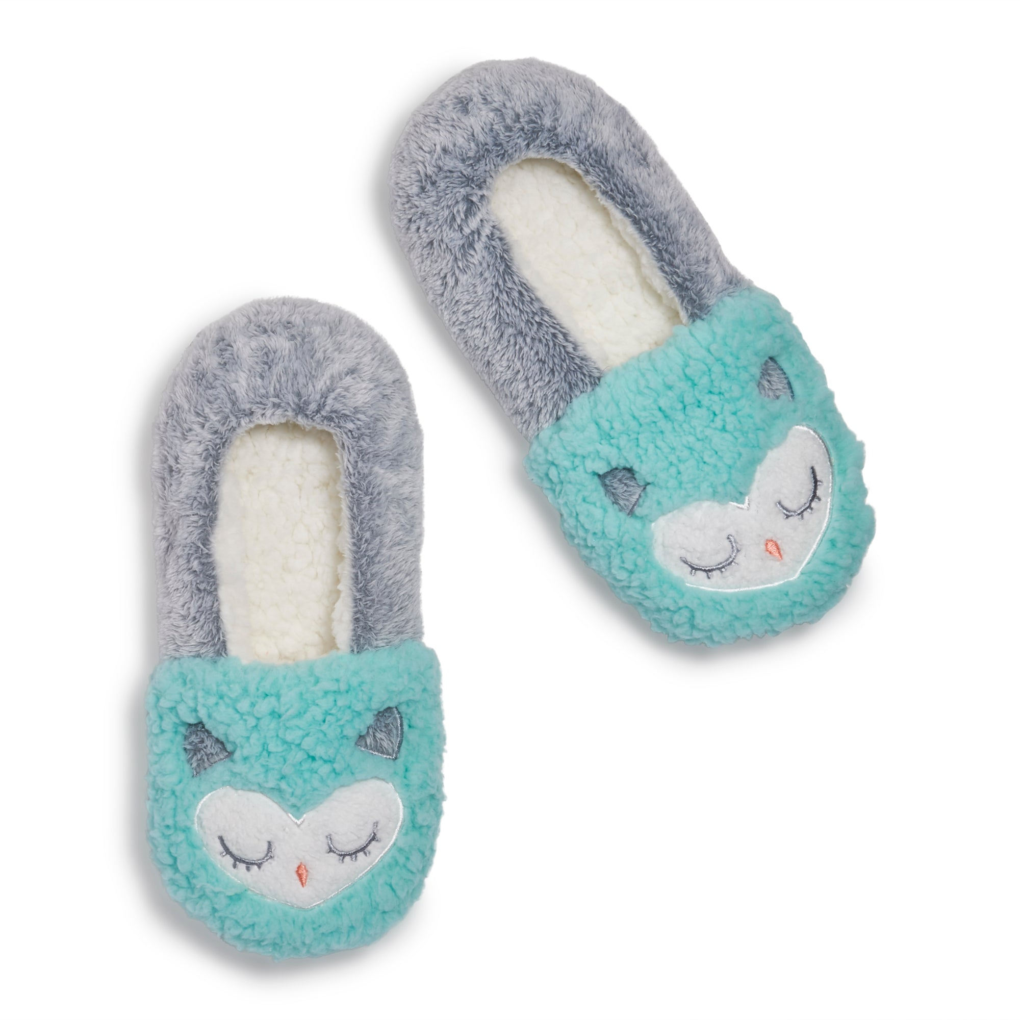 Women's Owl Dreamy Babba™ Slipper Sock