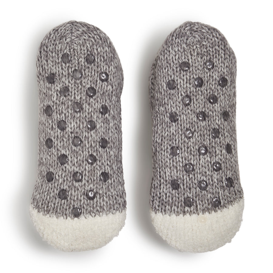 Women's Ultra Cozy Bunny Kritter Knitter™ Slipper Sock