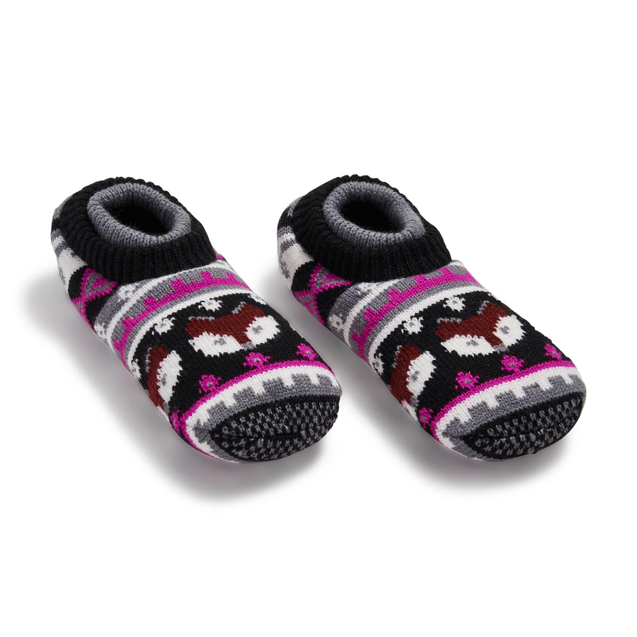 Women's Fox Double Cuffer™ Slipper Sock