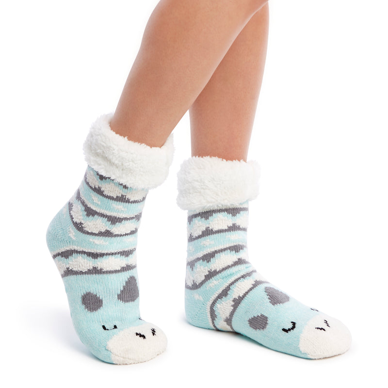 Women's Unicorn Cozy Warmer - Fuzzy Babba