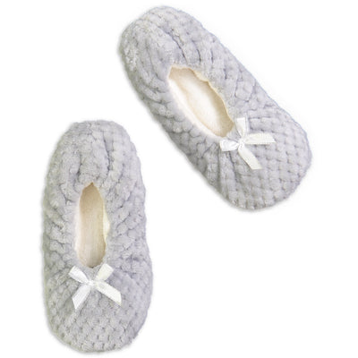 Women's Quilted Springtime Slipper - Fuzzy Babba