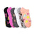 Women's 6-pack Pastel Pets No-Show Socks
