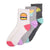 Women's 3-pack Foodie Mid-Crew Socks