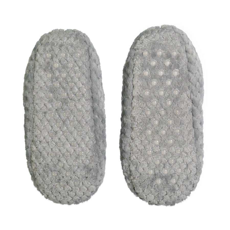 Women's Heart Patch Slipper Sock