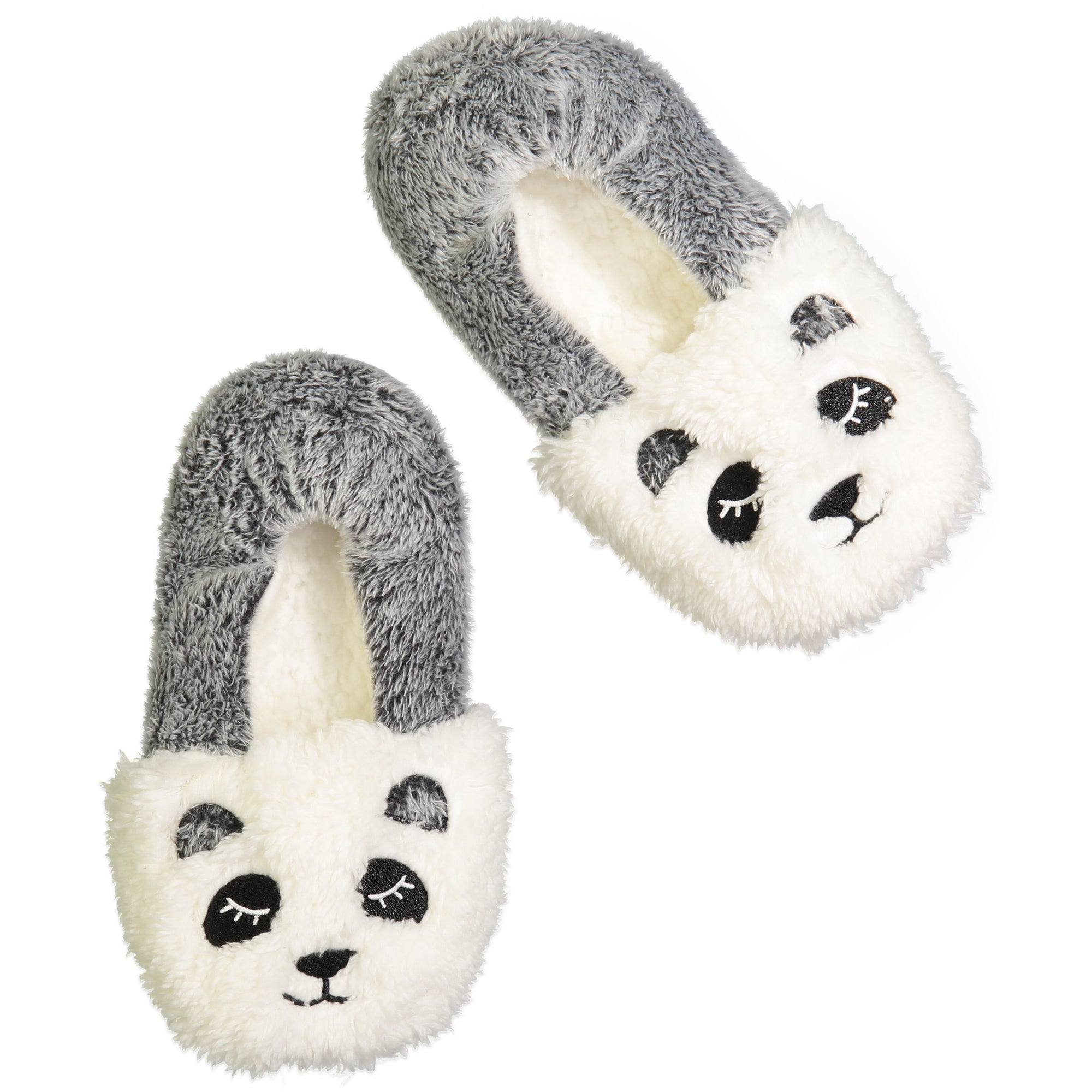 Women's Panda Face Dreamy Babba™ Slipper Sock