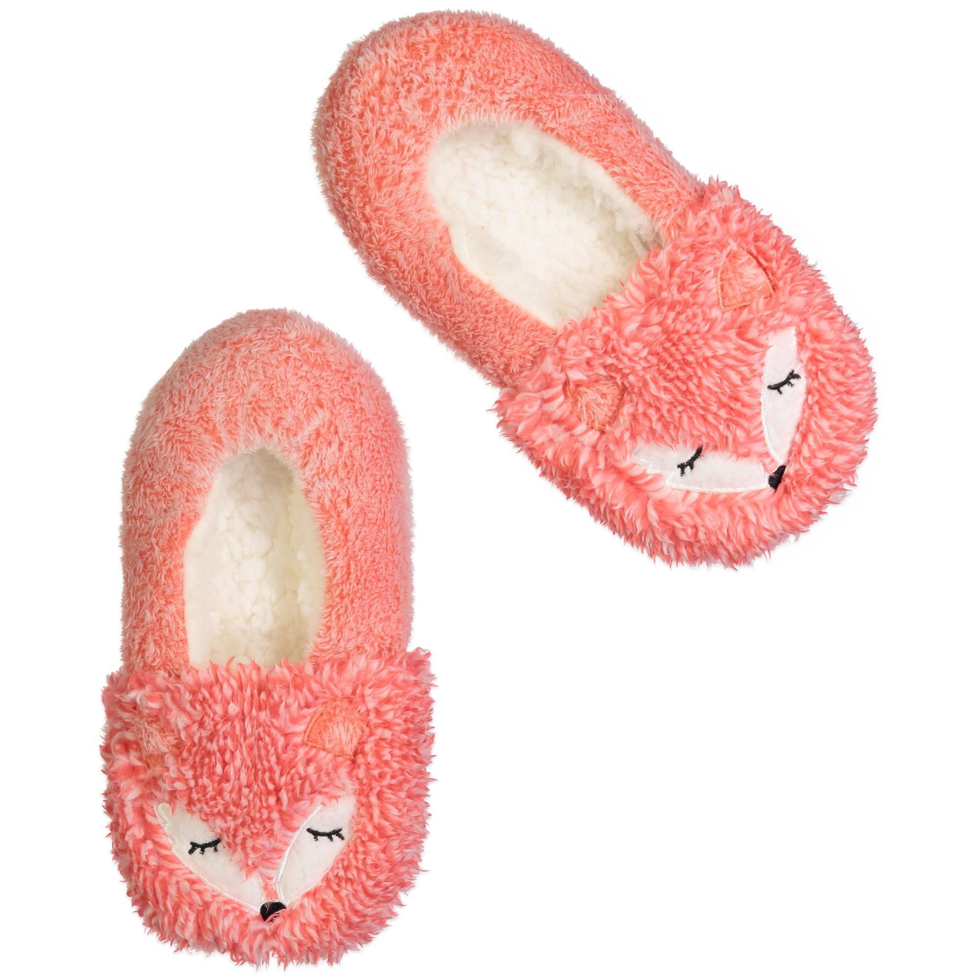 Women's Fox Face Dreamy Babba™ Slipper Sock