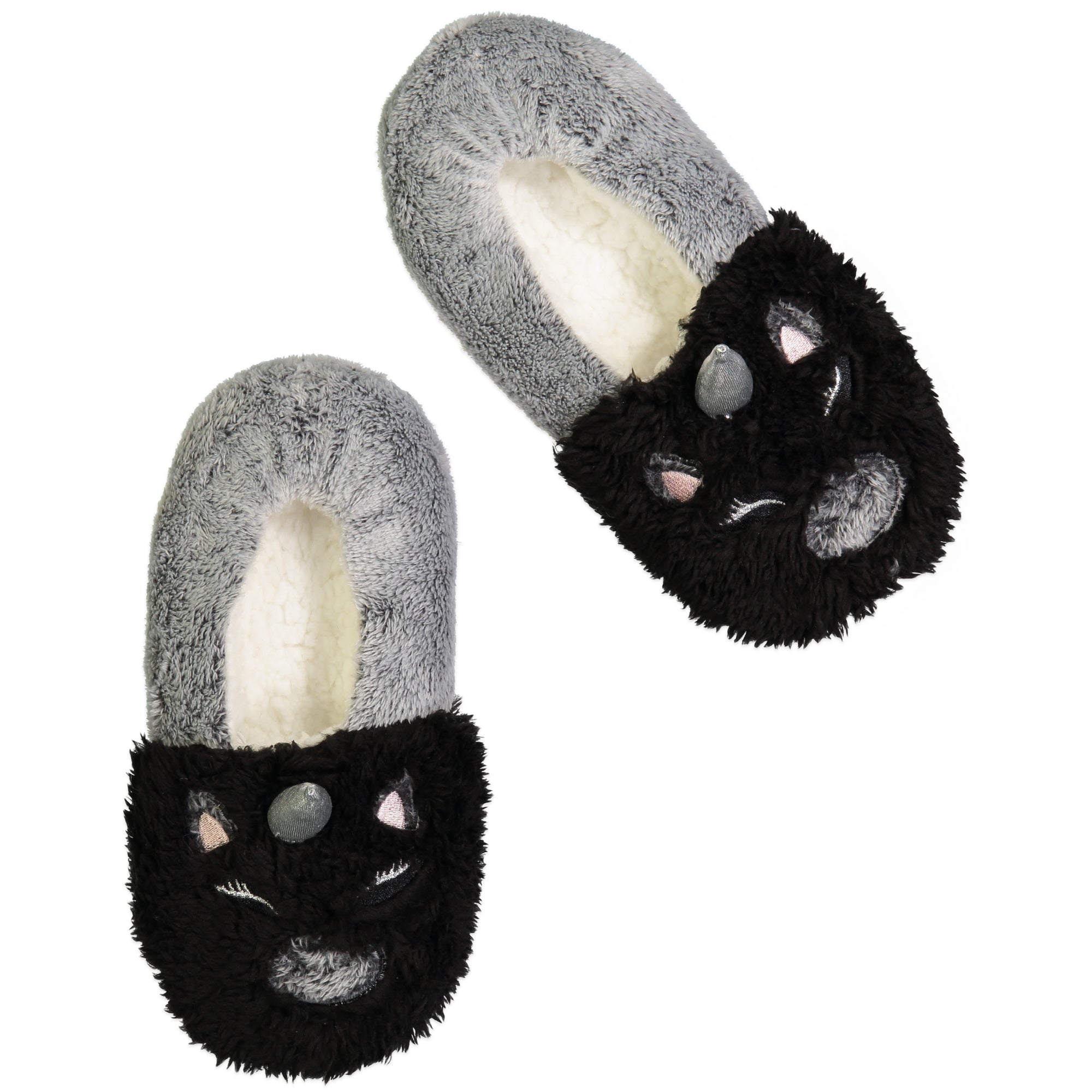 Women's Caticorn Face Dreamy Babba™ Slipper Sock