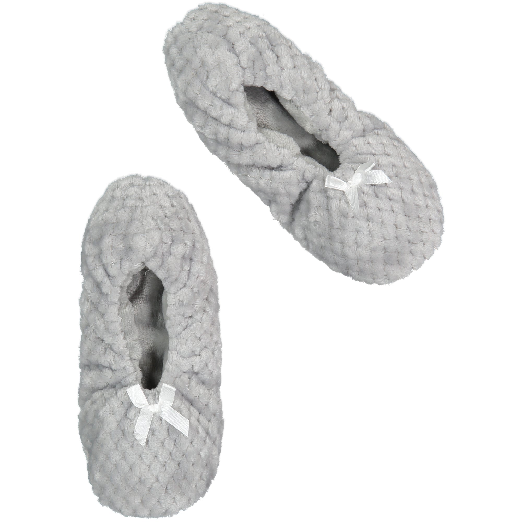 Women's Lightweight Quilted Slipper Sock