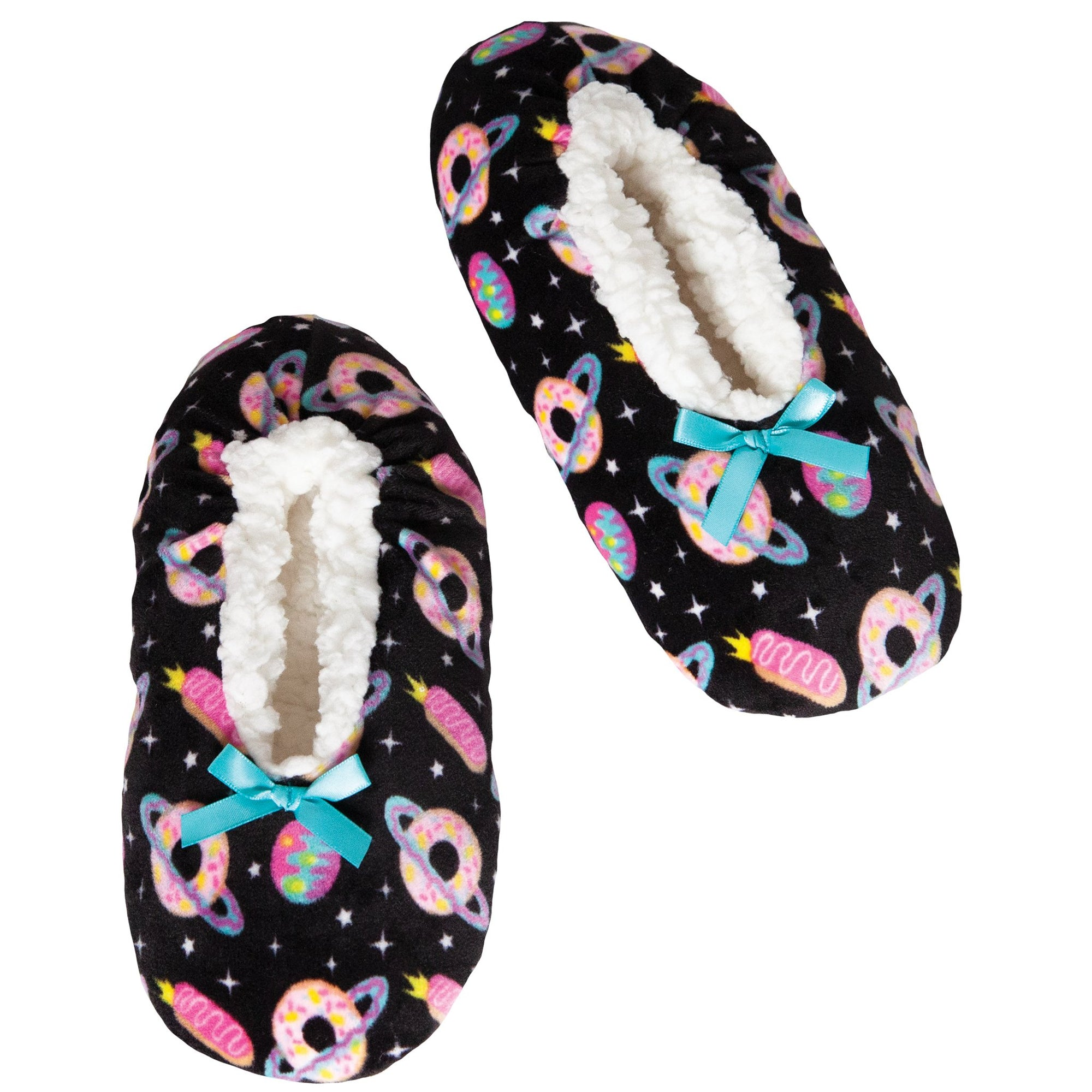 Women's Donut Slipper Socks