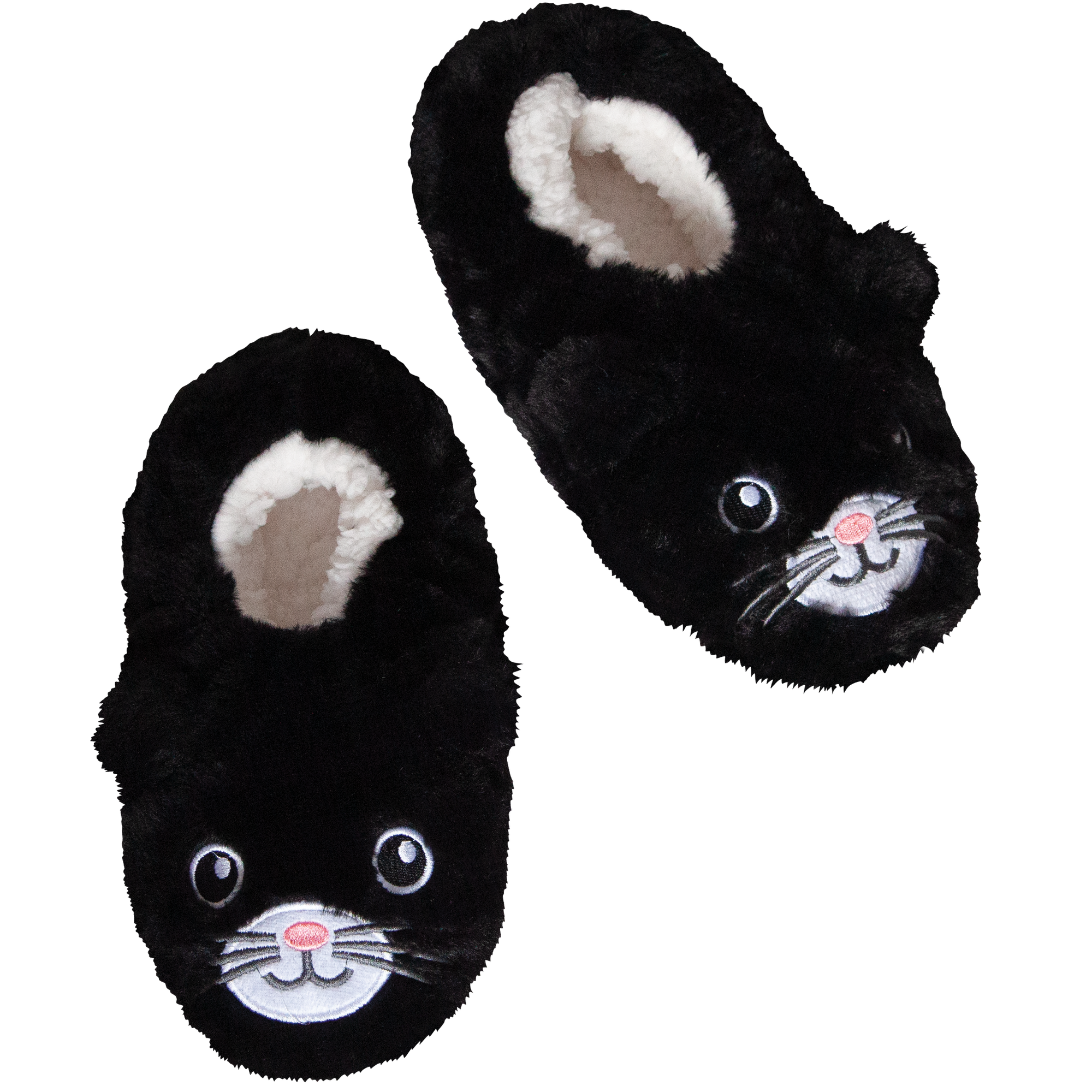 Women's Furry Cat Slipper Socks