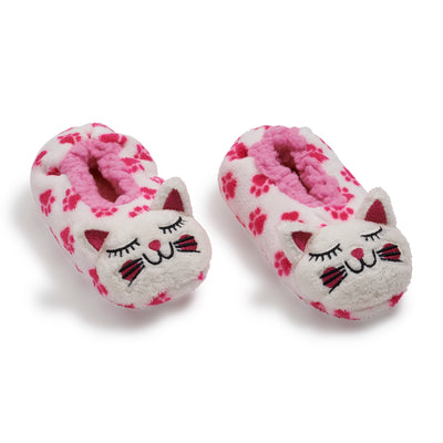 Girls Kitty 3D Fuzzy Babba - Fuzzy Babba