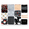 Women's 12 Days of Christmas Sock Box Gift Set - Fuzzy Babba