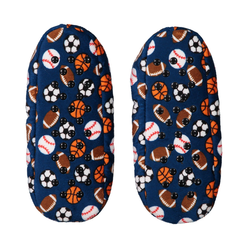 Kids Sports Stretchy Slipper Socks