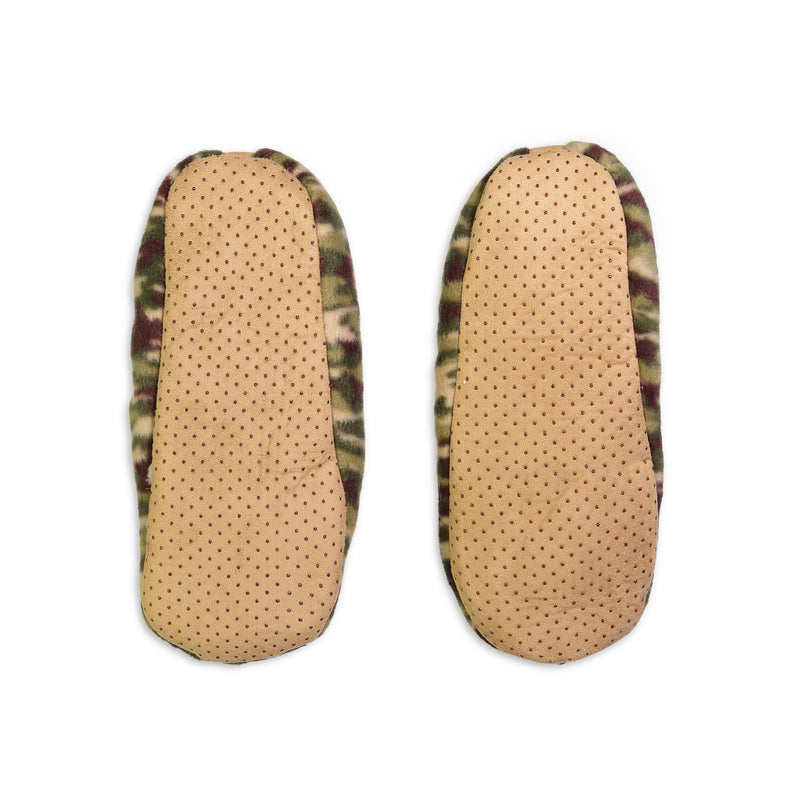 Men's Camo Slipper Sock