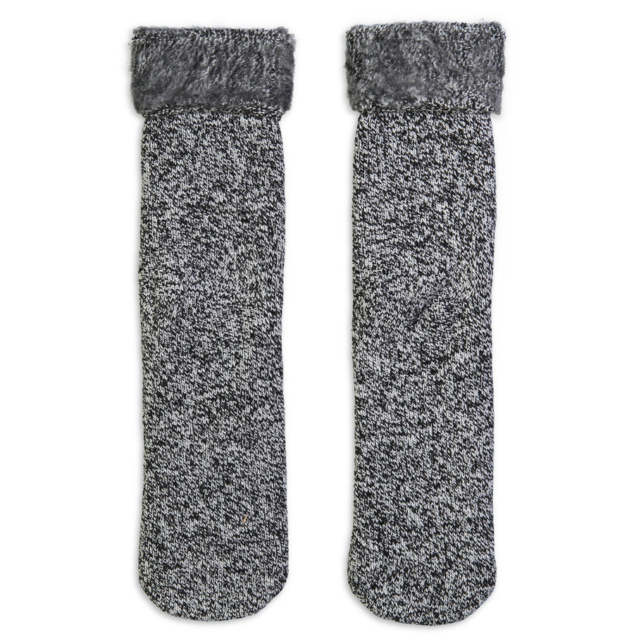 Men's Heather Cozy Boot Sock