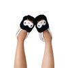 Women's Dreamy Penguin Face Slipper Socks