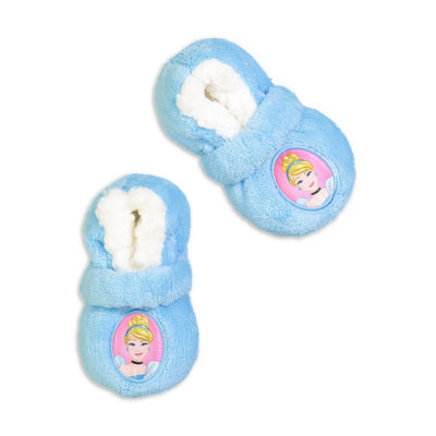 Infant/Toddler Disney Princess Cinderella Fuzzy Babba with Safety Strap - Fuzzy Babba
