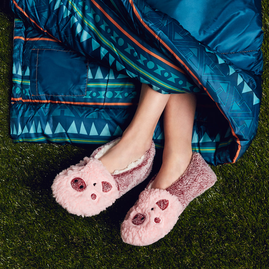 Women's Piggy Dreamy Babba™ Slipper Sock