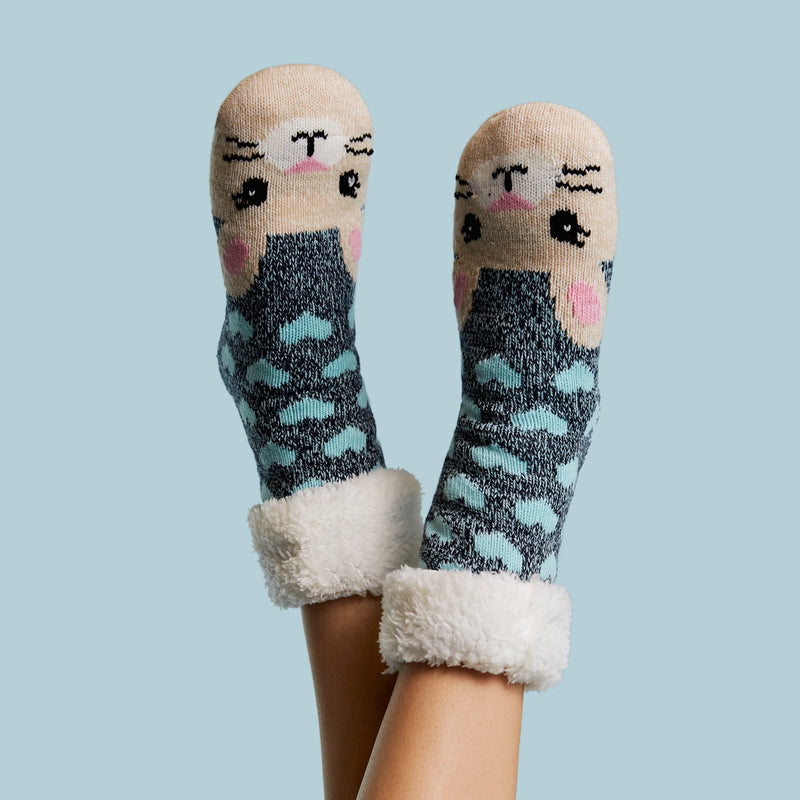 Women's Bunny Cozy Warmer™ Slipper Sock