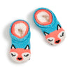 Girls Fox Double Cuffer - Fuzzy Babba