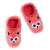 Girls Fox Furry Footable - Fuzzy Babba