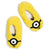 Women's Minion Despicable Me 3D Fuzzy Babba