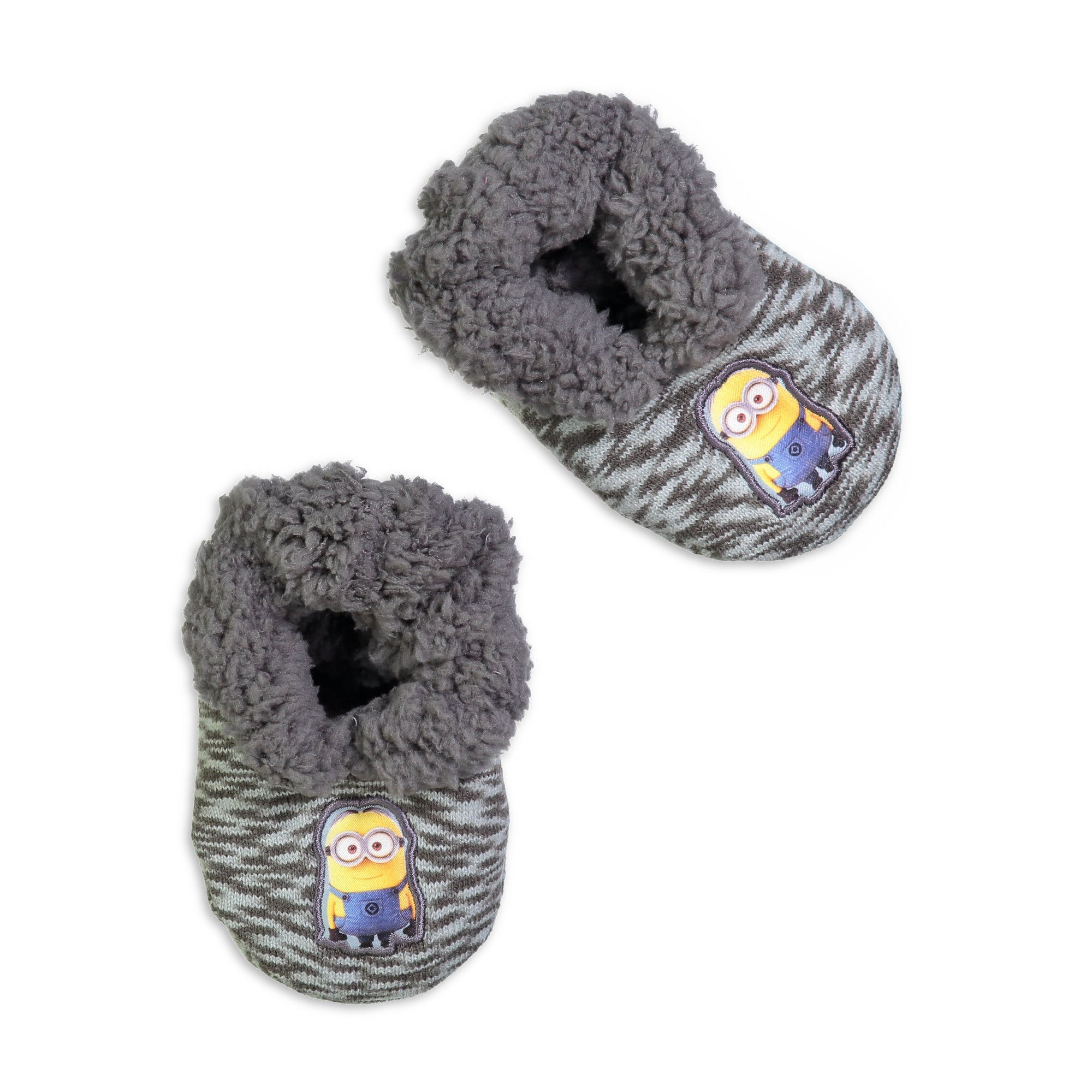 Infant/Toddler Despicable Me Minion Knit Slipper Sock