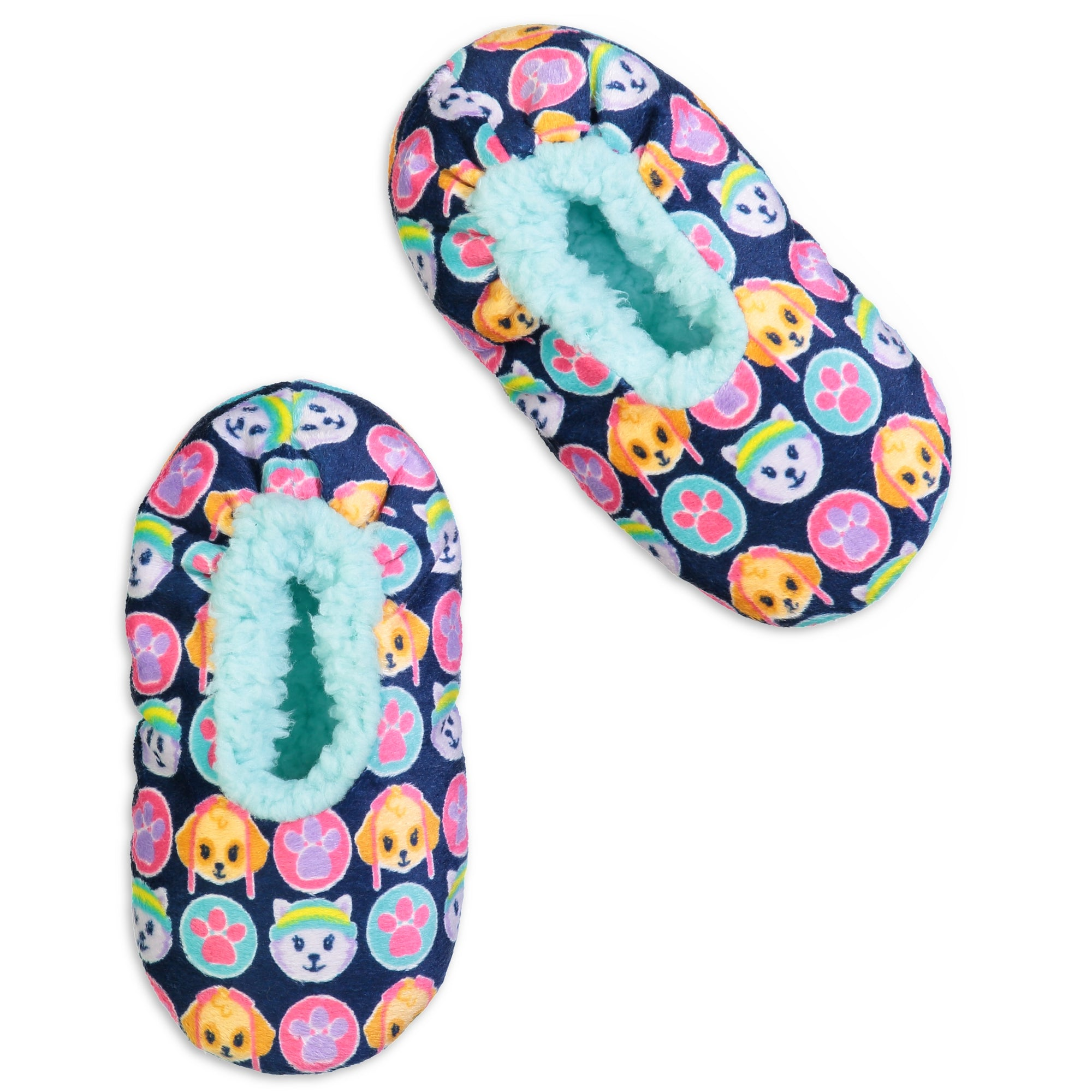 Infant/Toddler Paw Patrol Bright Print Slipper Sock