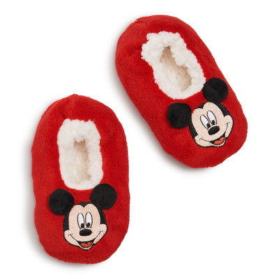 Kids Mickey Mouse 3D Fuzzy Babba - Fuzzy Babba