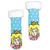 Kids Princess Peach Cozy Slipper Sock