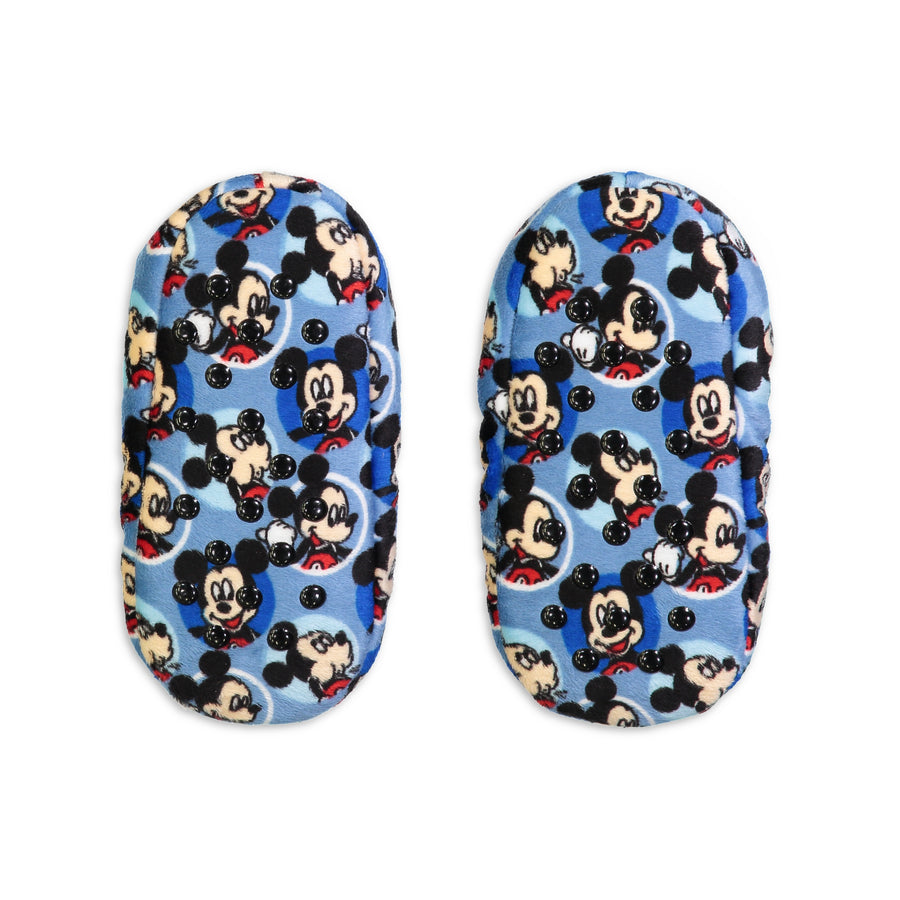 Infant/Toddler Mickey Mouse Print Slipper Sock