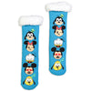Women's Disney Emoji Slipper Sock - Fuzzy Babba