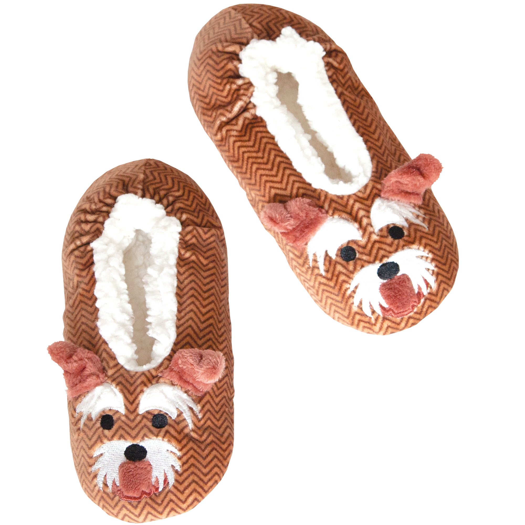 Women's Dog Slipper Socks with Floppy Ears