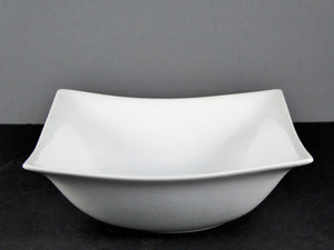 "#12028 BOWL 7.25"" SQUARE CURVED RIM  (32 OZ.)"