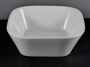 "#12068 BOWL 5.5"" X 2"" DEEP SQUARE ROUNDED (16 OZ.)"