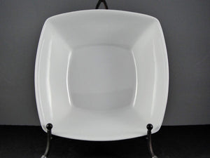 "#12077 BOWL 9.5"" SQUARE CURVED EDGES (96 OZ.)"