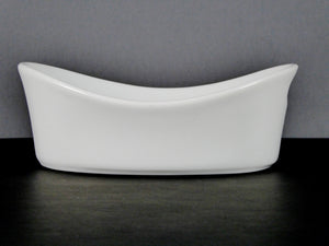 "#13013 BOWL 5.5"" X 3.75"" OVAL W/ HANDLES (8 OZ.)"