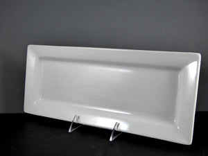 "#13057 PLATTER 15"" X 6.25"" RECTANGLE"