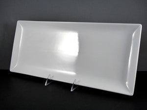 "#13076 PLATTER 18"" X 7.75"" RECTANGLE"